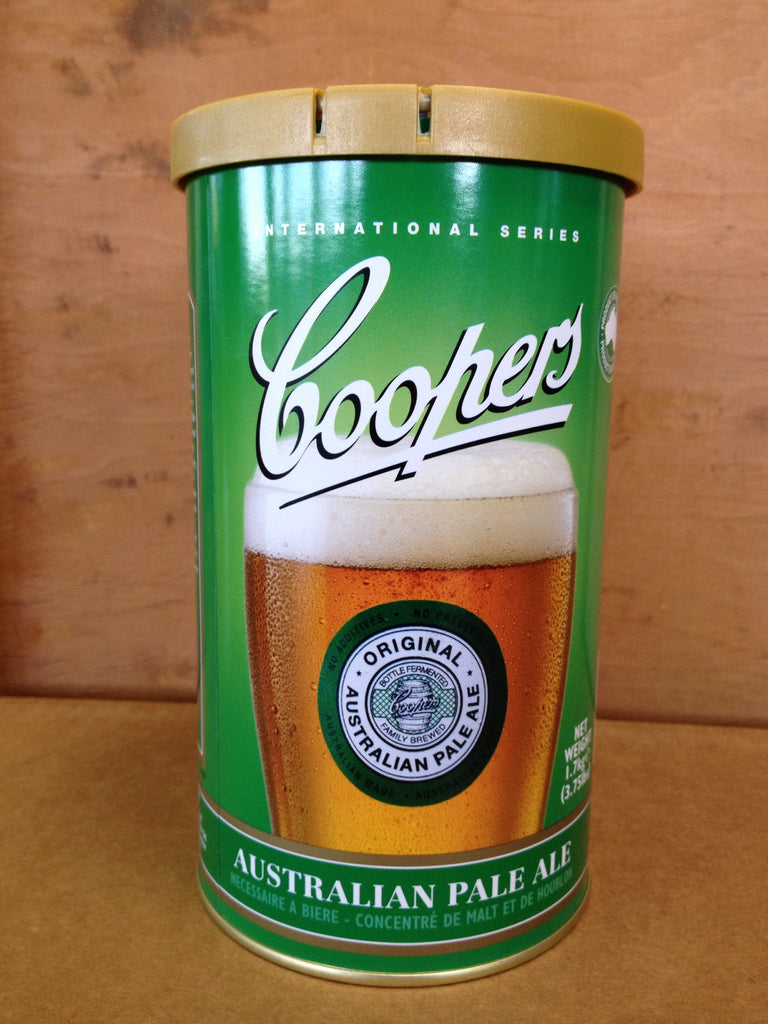 Coopers International Series Australian Pale Ale Single Can