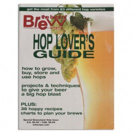 Hop Lover's Guide from BYO magazine