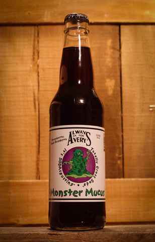 Avery Monster Mucus