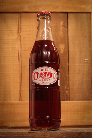 Diet Cheerwine