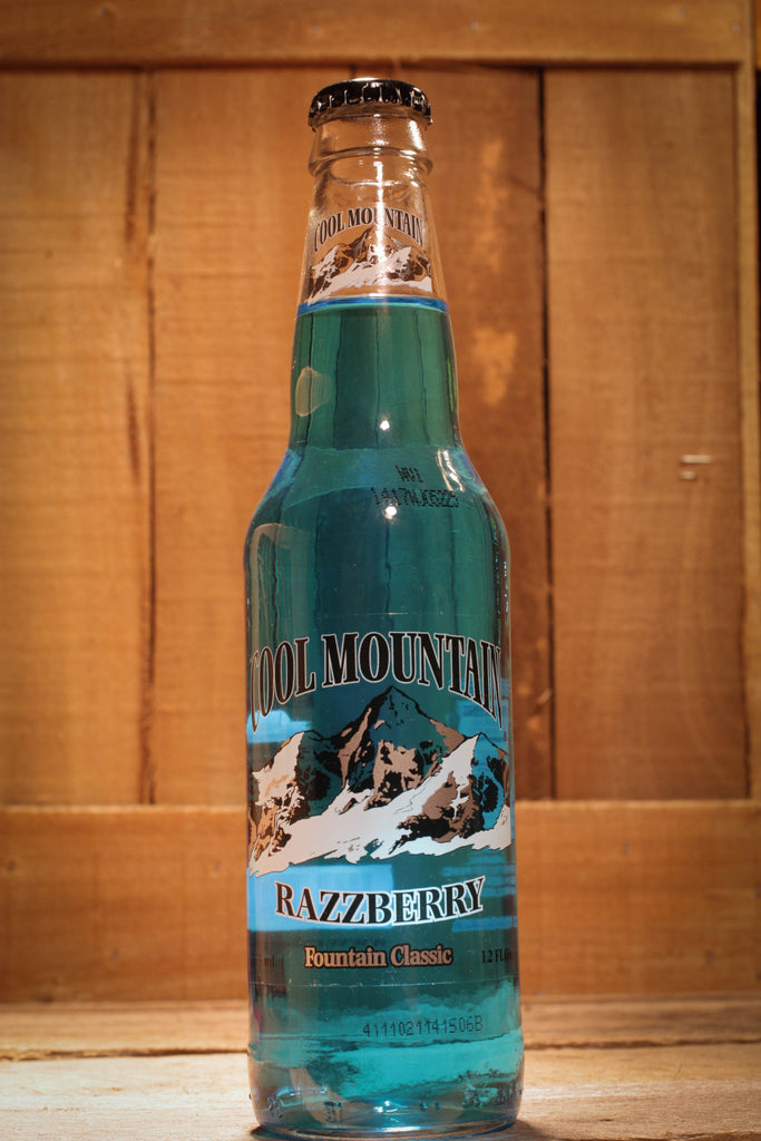 Cool Mountain Blue Razzberry