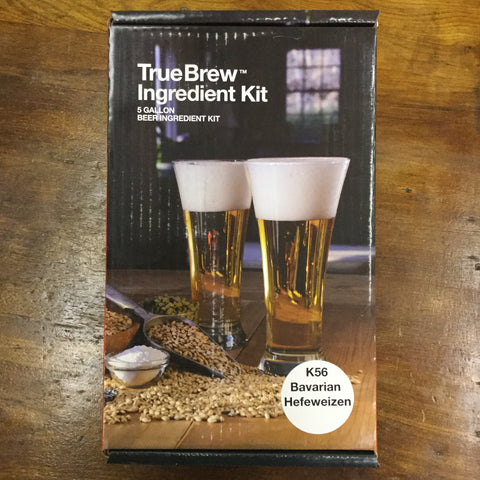 Bavarian Hefeweizen True Brew Beer Ingredient Kit