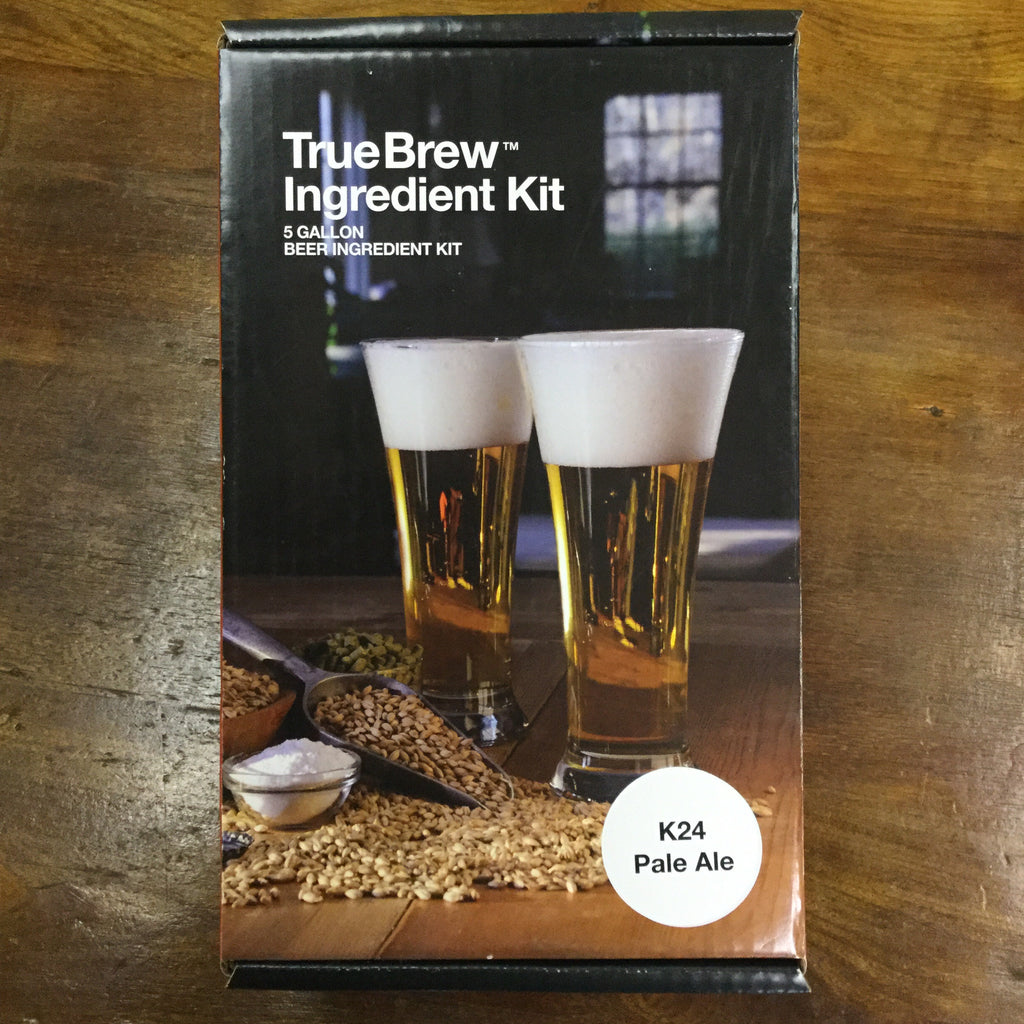 Pale Ale Ingredient Kit