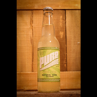 Pure Sodaworks Honey Lime
