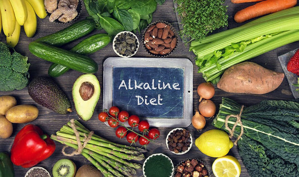 Top 5 Alkaline Foods for a Healthy Body