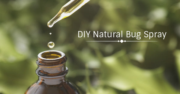 Essential Oils Blends To Combat Allergies & Fight Off Bugs Naturally This Spring