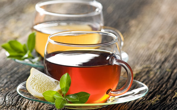 5 Relaxing Teas to Calm an Anxious Mind