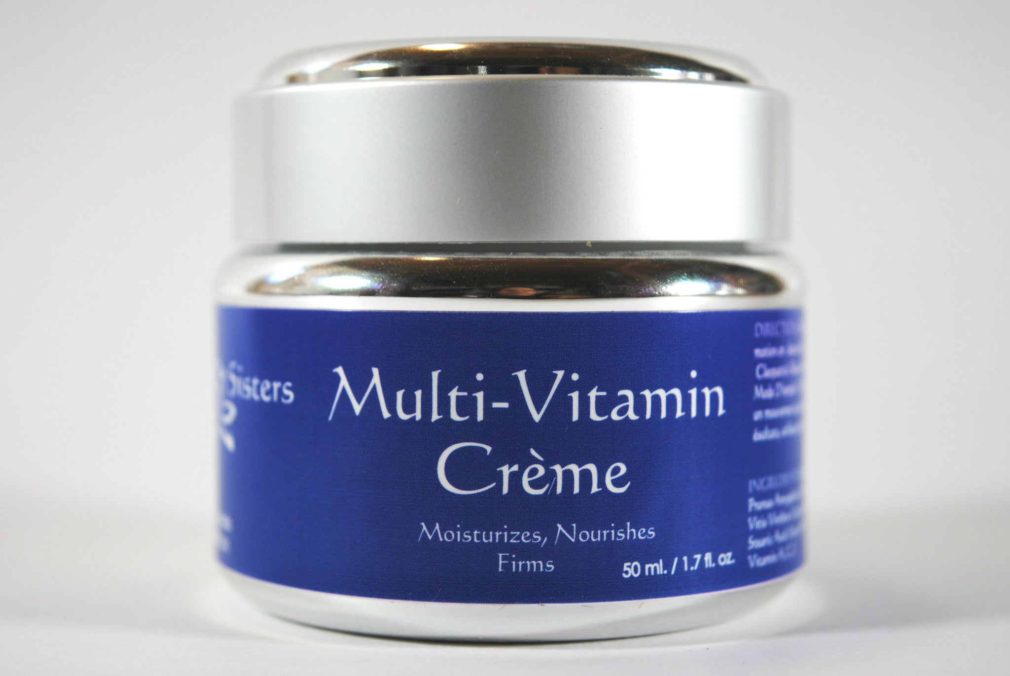 The Only Moisturizer You Will Ever Need: Our Multivitamin Creme