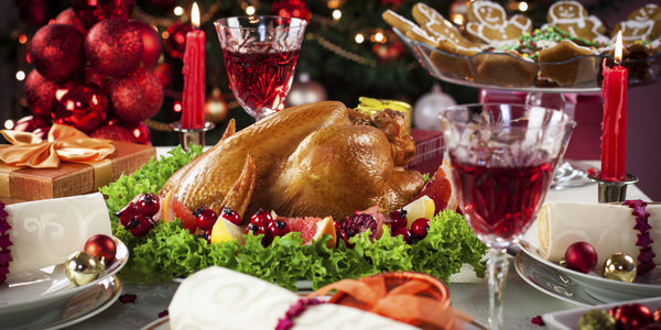 4 Tips for Staying Healthy at All Your Holiday Parties this Festive Season