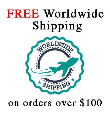 Free Worldwide Shipping on organic skin care and essential oil orders over $100