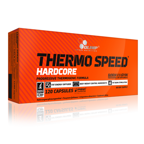 THERMO SPEED HARDCORE 120 CAPS OLIMP