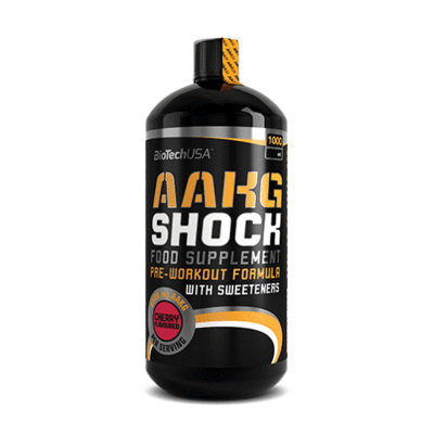 AAKG Shock 1 000 ml BIOTECH
