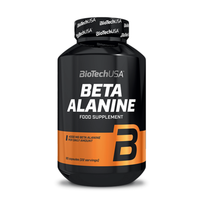 BETA ALANINE 120caps BIOTECH USA