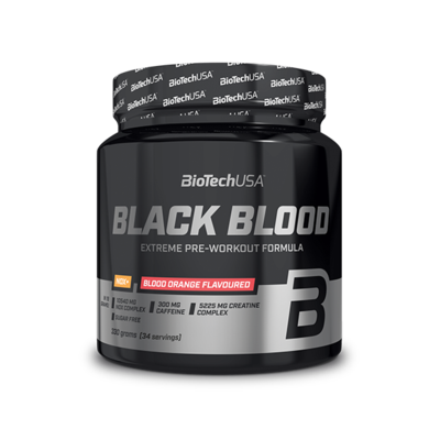 Black Blood NOX+ 330 g BIOTECH