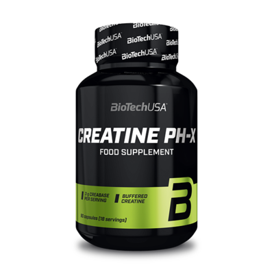 CREATINE PH-X BIOTECH - Diét-éthique
