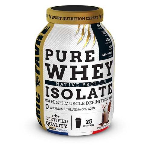 Pure Whey Protein Native 100% Isolate FAVRE