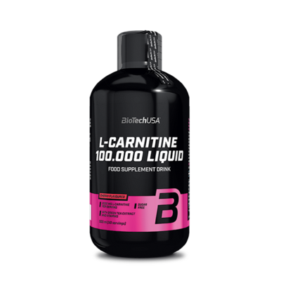 L - Carnitine 100.000 500 ml BIOTECH
