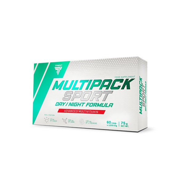 MULTI PACK SPORT - DAY/NIGHT 60CAPS TREC NUTRITION