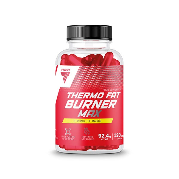 THERMO FAT BURNER TREC 60CAPS