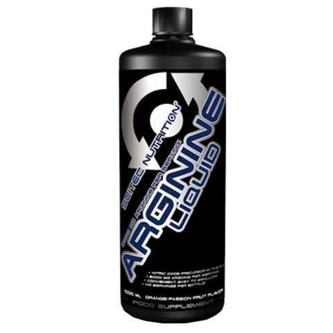 ARGININE LIQUID 1000 ml  SCITEC