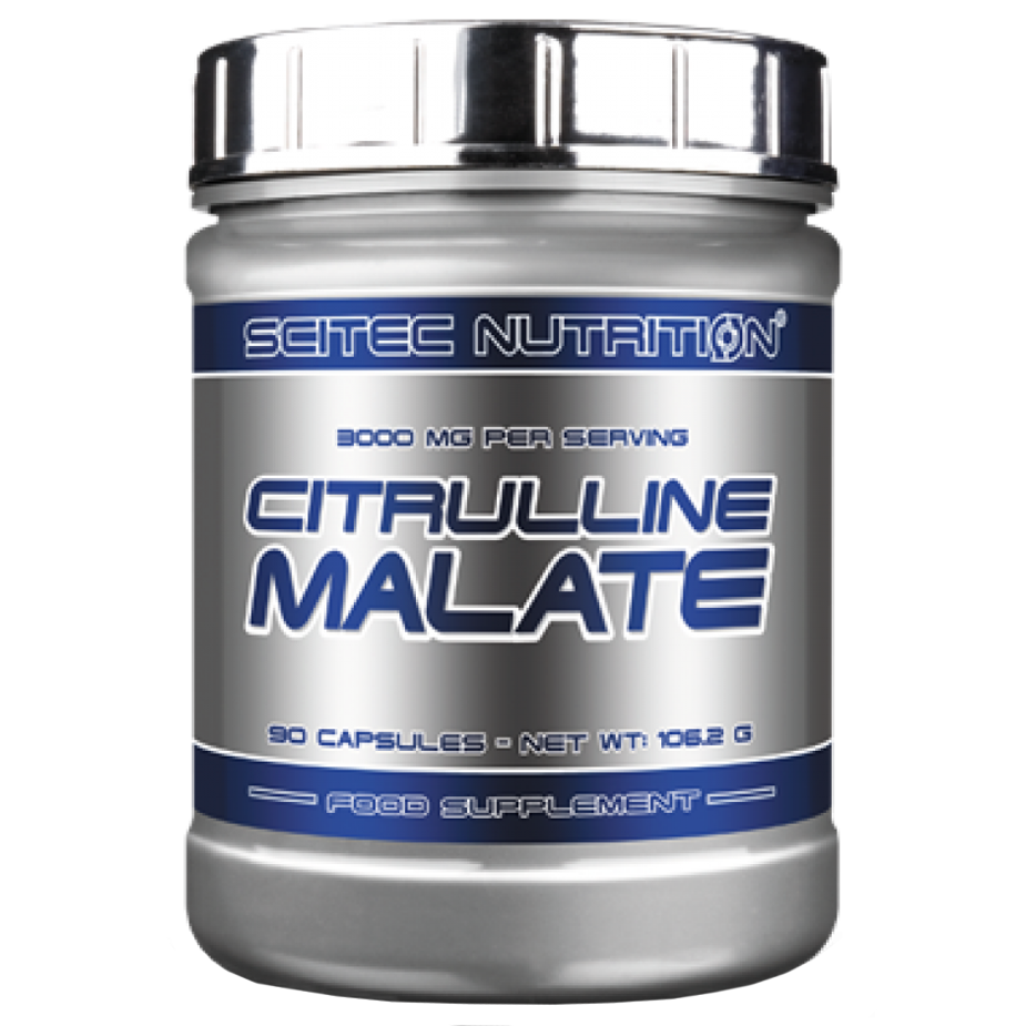 CITRULINE MALATE  90 caps  SCITEC