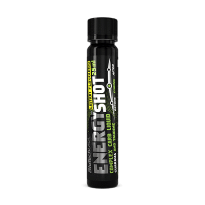 Energy Shot 25 ml BIOTECH - Diét-éthique