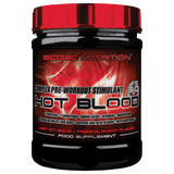 HOT BLOOD 2.0 SCITEC - Diét-éthique