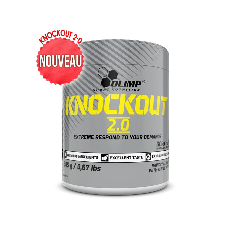 KNOCKOUT 2.0 305gr  OLIMP