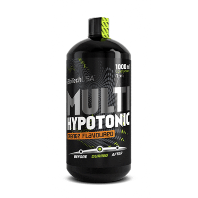 Multi Hypotonic Drink 1 000 ml BIOTECH - Diét-éthique