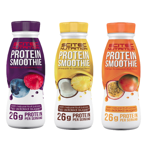 PROTEIN SMOOTHIE  330 ml  SCITEC