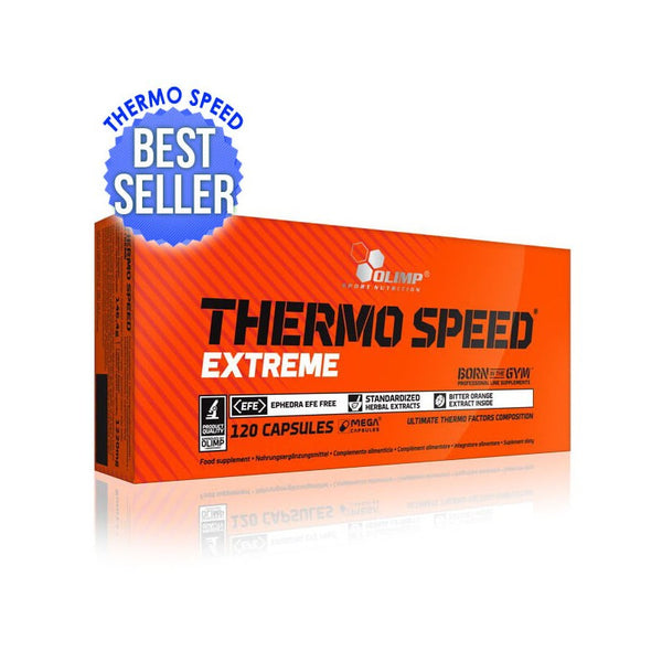 THERMO SPEED EXTREME 2.0 120 caps OLIMP - Diét-éthique