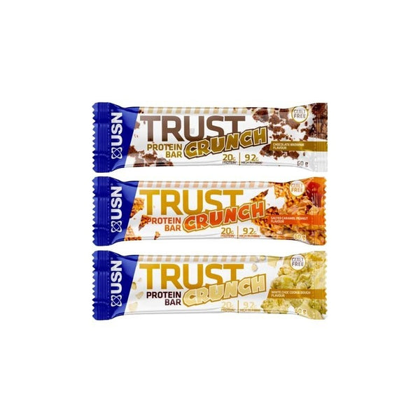Trust Crunch Bar - 60g - USN - Diét-éthique