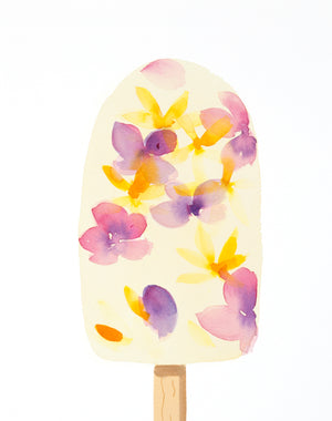 Floral Lolly