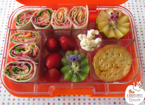 Healthy Yumbox bento lunch