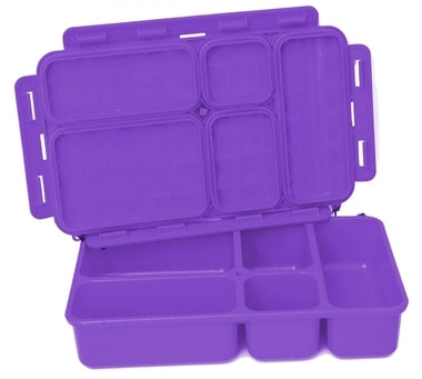 Go Green Lunchbox - Large - Purple