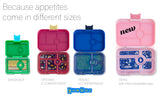 Yumbox Tapas Large Bento Lunchbox (5 compartments) – Dreamy Purple