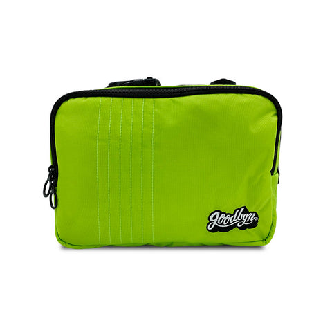 Goodbyn Machine Washable Insulated Lunch Bag - Green