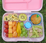 Best kids lunchbox - the Yumbox from The Lunchbox Queen NZ