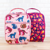 NZ Montii Insulated lunch bag leopard animal print kids best sale