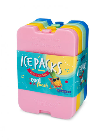 Yumbox Ice Pack (Set of 4)