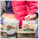 Kai Carrier Reusable Lunchbox Essentials Pack (pouches + snack bags + sandwich bags). LAST SET!