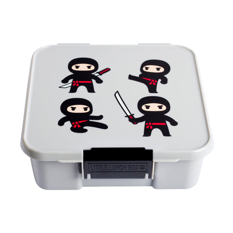 Bento Five Lunchbox - Ninja (5 compartments)