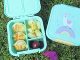 Bento Two Snackbox - Llama (2 to 3 compartments). ONLY 2 LEFT!