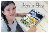 PlanetBox Rover - Stainless Steel bento lunchbox