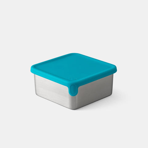 PlanetBox Launch Big Square Dipper - Teal. NEW!
