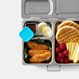 PlanetBox LAUNCH and SHUTTLE Little Square Dipper - Teal