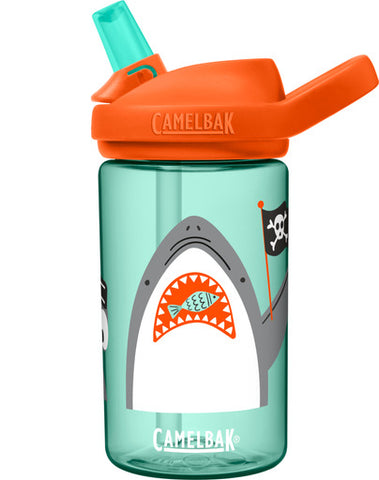 CamelBak 'Eddy PLUS' Kids Drink Bottle 400ml - Arrgh Matey. LAST ONE!