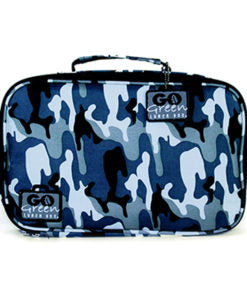 Go Green lunch box set NZ - lunchbox and cooler bag
