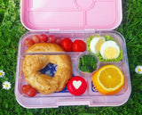 Big lunchbox for NZ teens - the Tapas Yumbox bento lunch box from The Lunchbox Queen