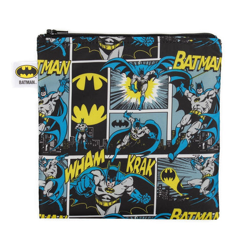 Bumkins Large Snack/Sandwich Bag - Batman